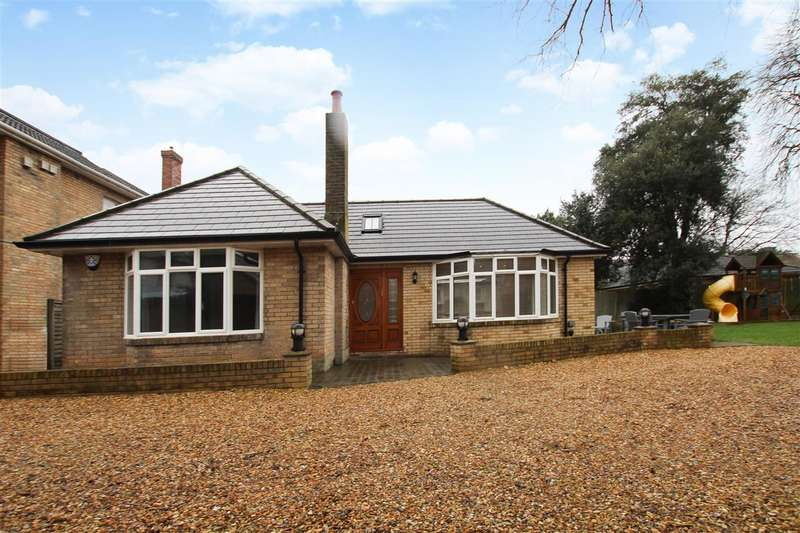 4 Bedrooms Bungalow for rent in St Swithuns Road South, Bournemouth