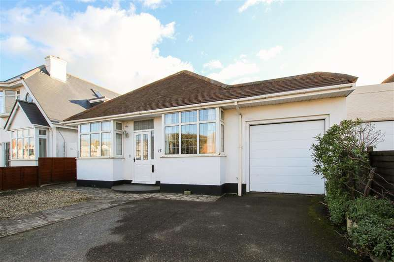 4 Bedrooms Bungalow for rent in Southbourne Overcliff Drive, Bournemouth