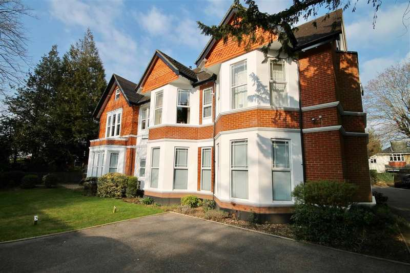 2 Bedrooms Flat for sale in Wellington Road, Bournemouth