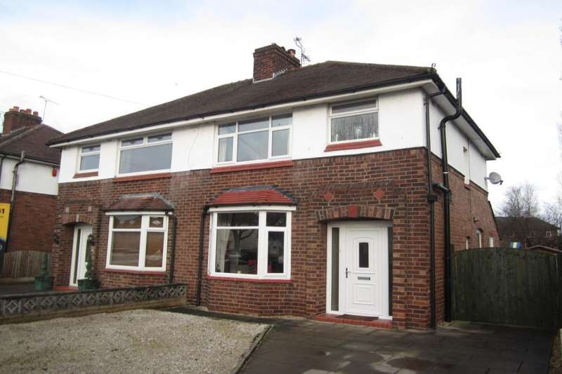 3 Bedrooms Semi Detached House for sale in Remer Street, Crewe, CW1