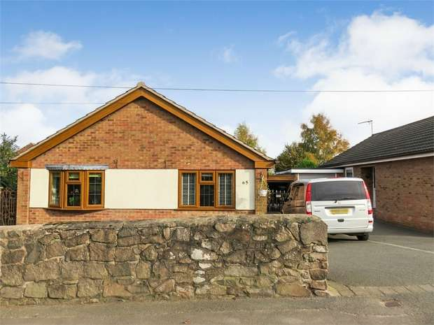 2 Bedrooms Detached Bungalow for sale in Long Street, Stoney Stanton, Leicester