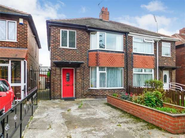 3 Bedrooms Semi Detached House for sale in Regent Street, Wakefield, West Yorkshire