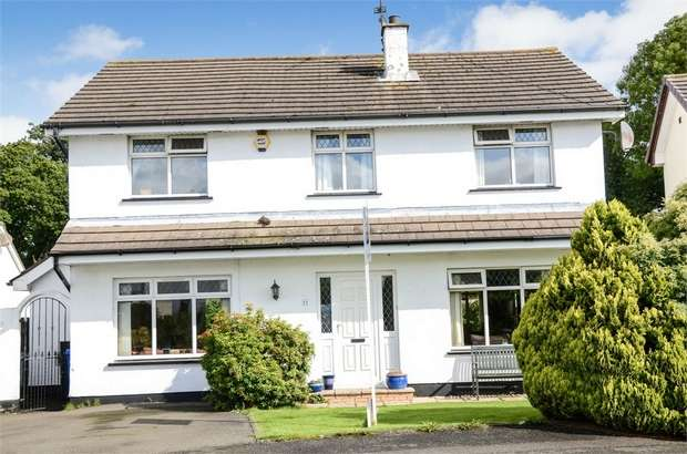 4 Bedrooms Detached House for sale in Castle Avenue, Moira, Craigavon, County Armagh