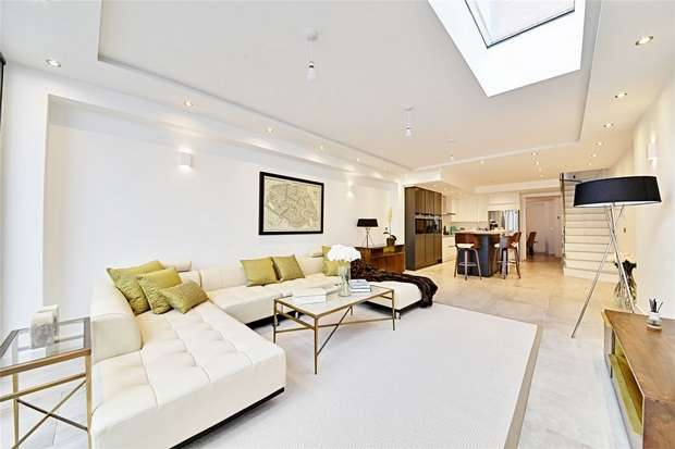 4 Bedrooms Detached House for sale in Sydney Road, Muswell Hill, N10