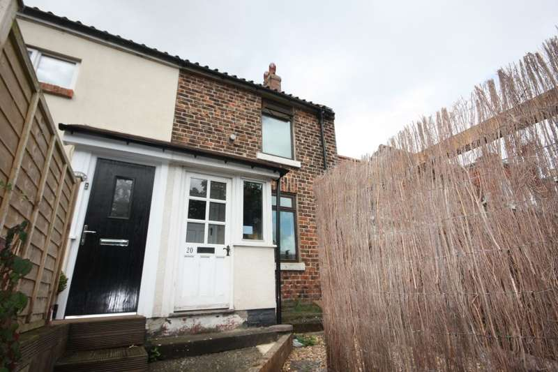 1 Bedroom Terraced House for sale in Green Road, Skelton-In-Cleveland, Saltburn-By-The-Sea, TS12