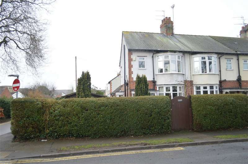 2 Bedrooms End Of Terrace House for sale in Pleasant View, 5 Football Green, HORNSEA, East Riding of Yorkshire