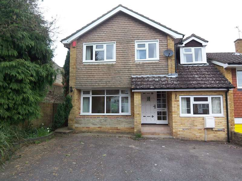 4 Bedrooms Detached House for rent in Alpine Close, West End, Southampton