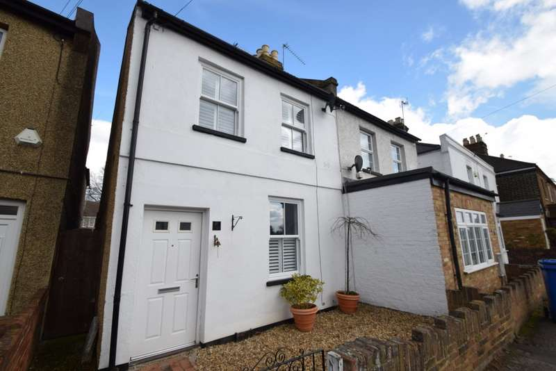 3 Bedrooms Terraced House for sale in Eton Wick Road, Eton Wick, SL4