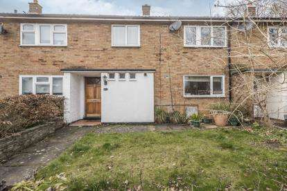 3 Bedrooms Terraced House for sale in Mandeville, Stevenage, Hertfordshire, England