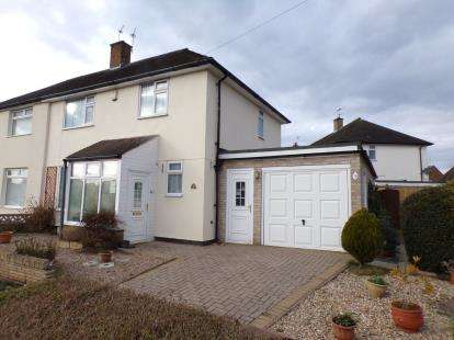 3 Bedrooms Semi Detached House for sale in Glencoe Road, Clifton, Nottingham, Nottinghamshire