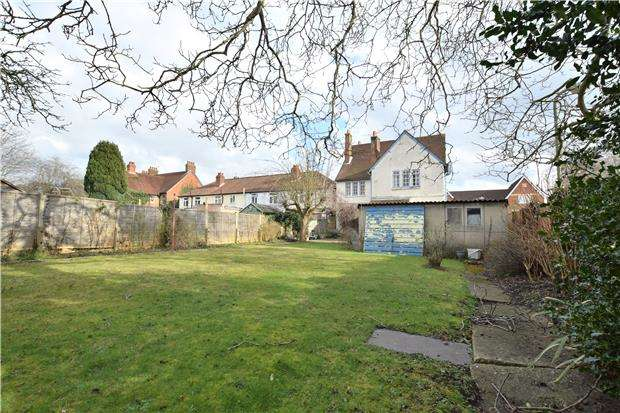 4 Bedrooms Detached House for sale in Glanville Road, OXFORD, OX4 2DB