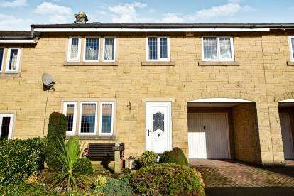 4 Bedrooms Semi Detached House for sale in Moorgate Mews, Carrbrook, Stalybridge, Greater Manchester