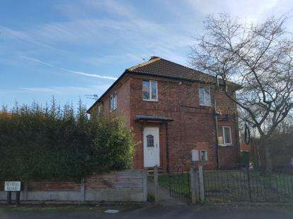 3 Bedrooms Semi Detached House for sale in Peveril Road, Broadheath, Altrincham, Greater Manchester
