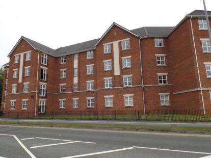 2 Bedrooms Flat for sale in Junction House, Dale Way, Crewe, Cheshire