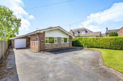 2 Bedrooms Bungalow for sale in Main Road, Betley, Crewe, Staffordshire
