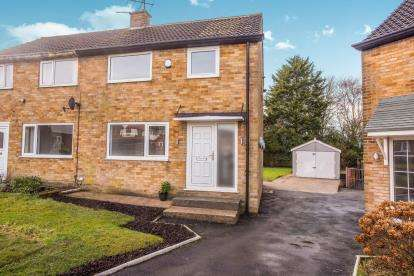 2 Bedrooms Semi Detached House for sale in Rydal Close, Fulwood, Preston, Lancashire