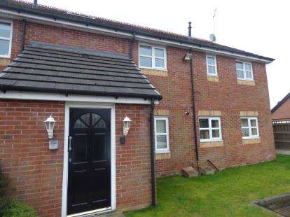 2 Bedrooms Flat for sale in Welles Street, Sandbach, Cheshire