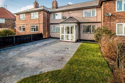 3 Bedrooms Terraced House for sale in Liverpool Road, Cadishead, Manchester, Greater Manchester