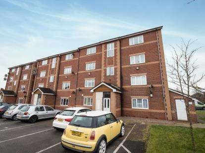 2 Bedrooms Flat for sale in Worsley Gardens, Mountain Street, Worsley, Manchester