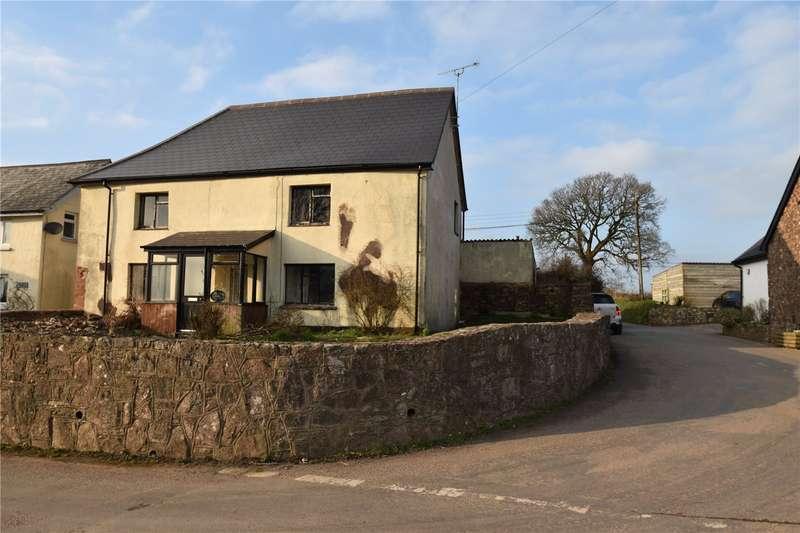 3 Bedrooms Detached House for sale in Pennymoor, Tiverton, Devon, EX16