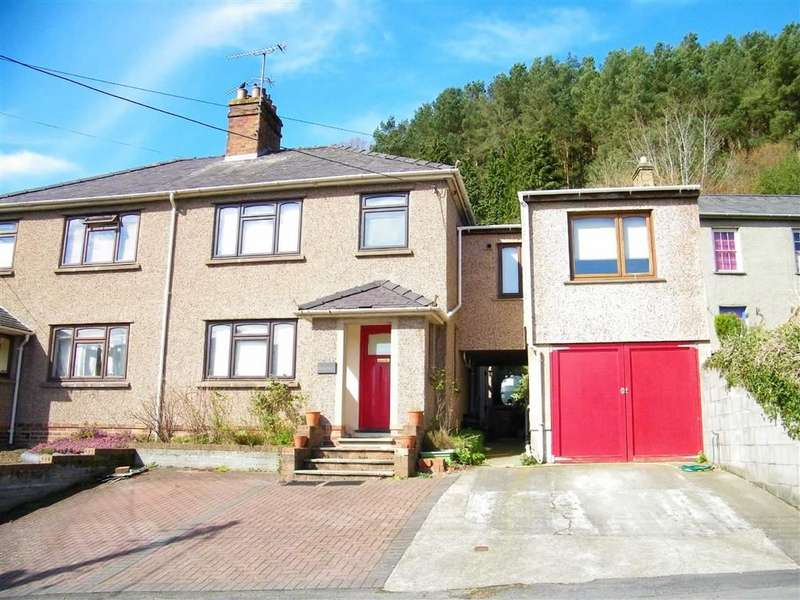 3 Bedrooms Semi Detached House for sale in Talybont, Aberystwyth