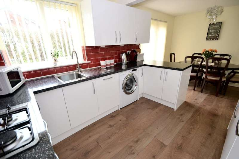 3 Bedrooms Detached House for sale in Shearwater Road, Offerton, Stockport SK2 5XB