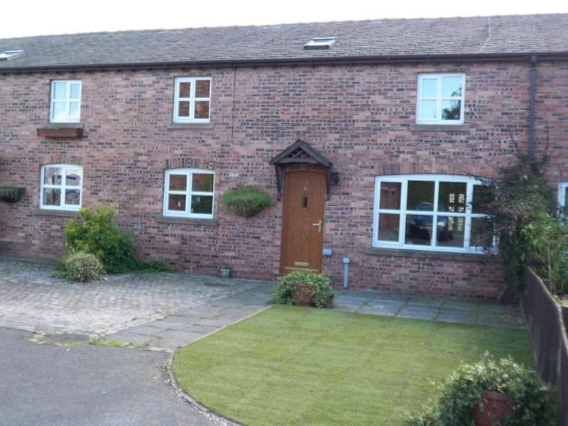 3 Bedrooms Unique Property for rent in Lane End Cottages, Summit Lane, Lower Stretton, Warrington, WA4
