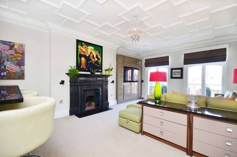 3 Bedrooms Flat for rent in Thirleby Road, Westminster, SW1P