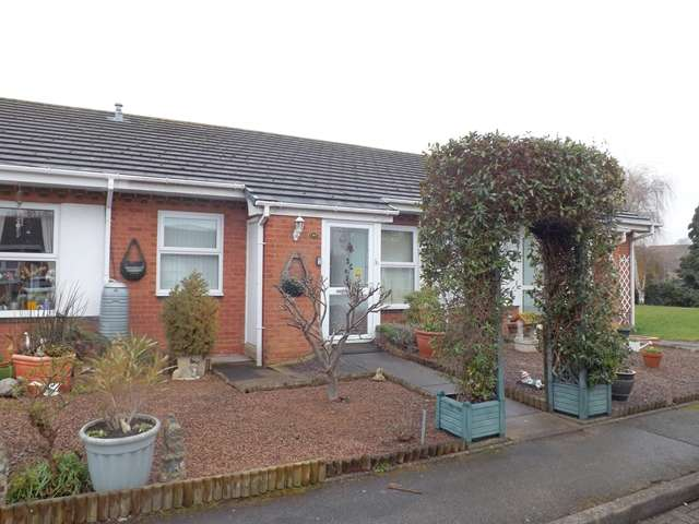 2 Bedrooms Bungalow for sale in Burford Gardens, Evesham