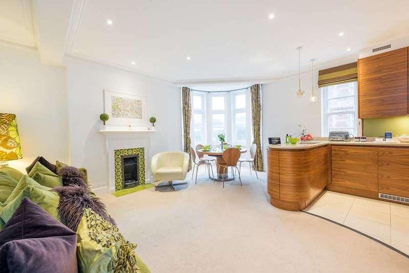 1 Bedroom Flat for rent in Bernard Street, Bloomsbury, WC1N