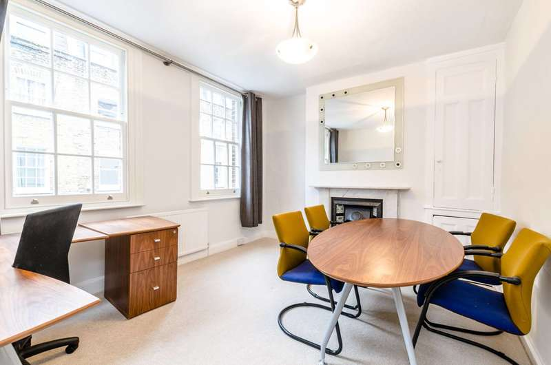 3 Bedrooms House for sale in Rousden Street, Camden Town, NW1