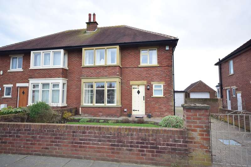 3 Bedrooms Semi Detached House for sale in Allenby Road, Lytham St Annes, FY8