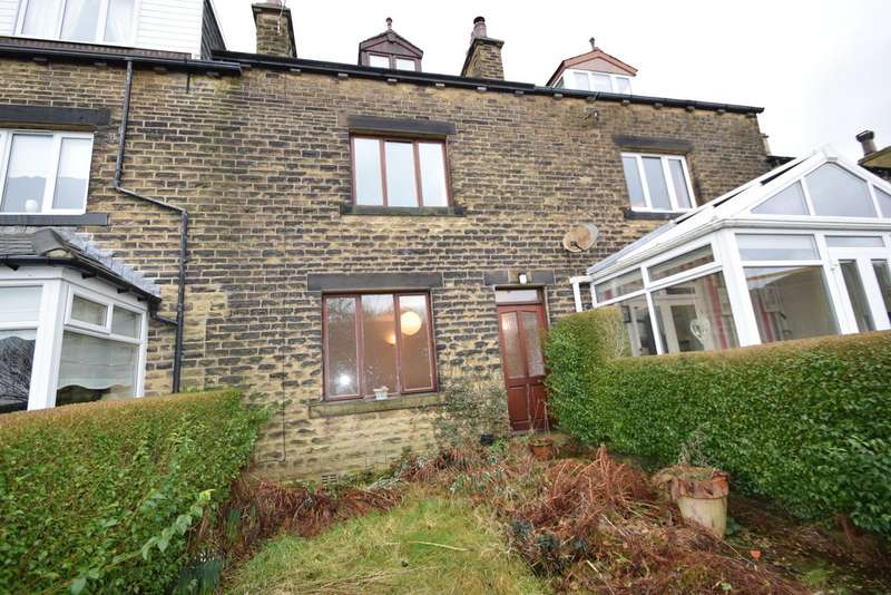 3 Bedrooms Terraced House for sale in Norwood Terrace, Halifax HX3