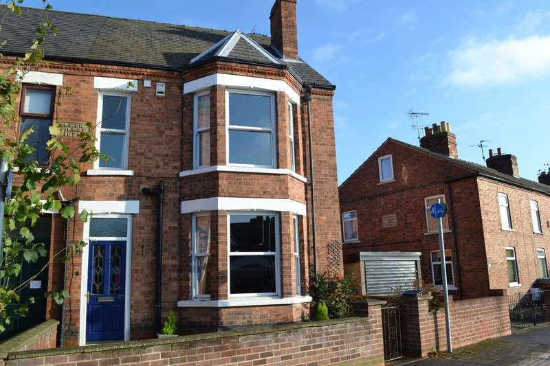 4 Bedrooms Semi Detached House for rent in London Road, Newark NG24