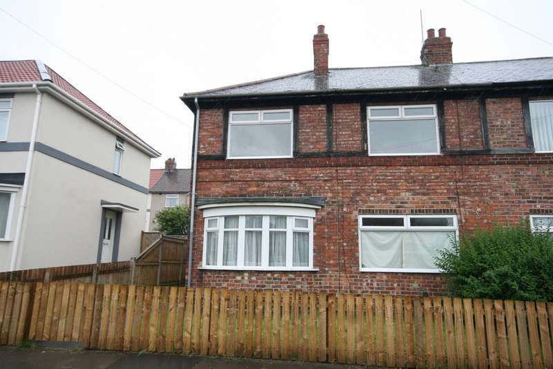3 Bedrooms Semi Detached House for rent in Windermere Avenue, Billingham TS23