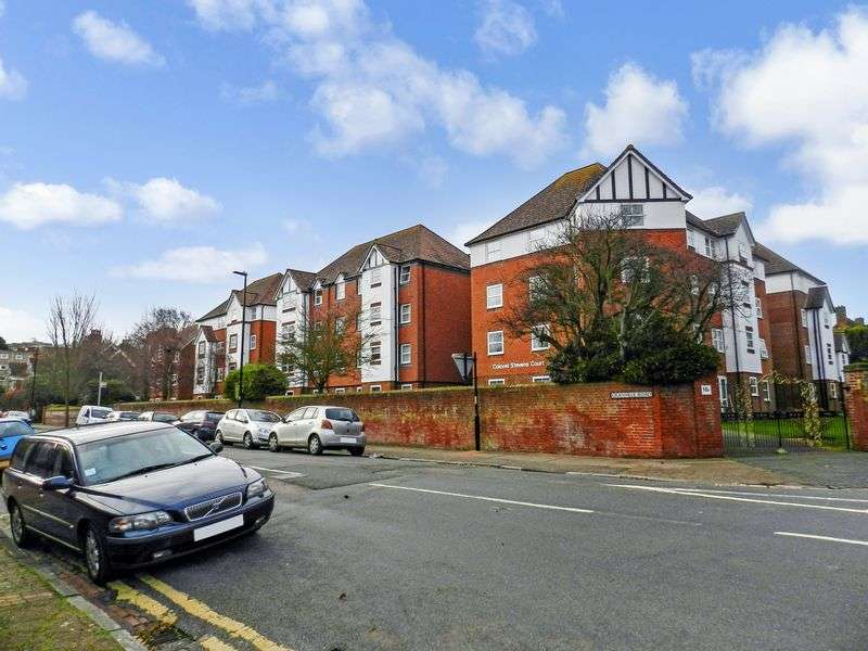 2 Bedrooms Property for sale in Colonel Stevens Court, Eastbourne, BN20 7HD