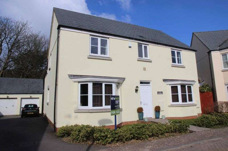 4 Bedrooms Property for sale in The Hurlings, St Columb
