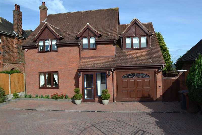 4 Bedrooms Property for sale in Burton Road, Midway, Swadlincote