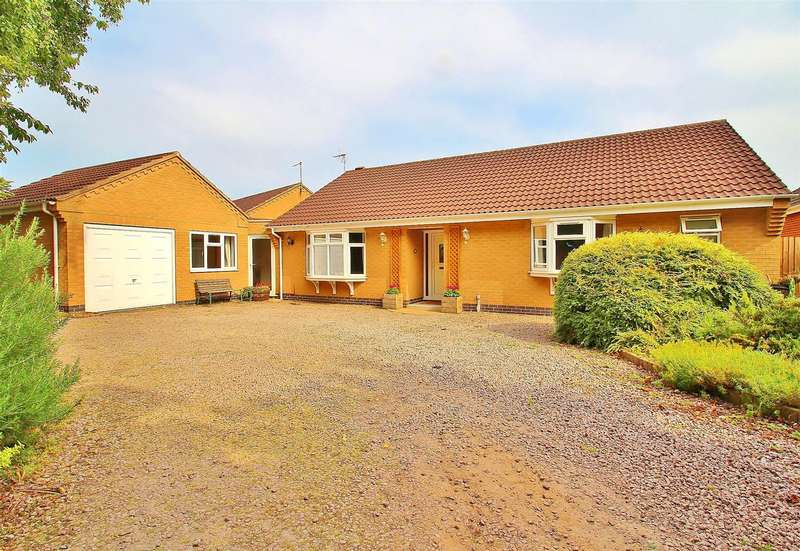 4 Bedrooms Bungalow for sale in Brookland Way, Mountsorrel, Loughborough