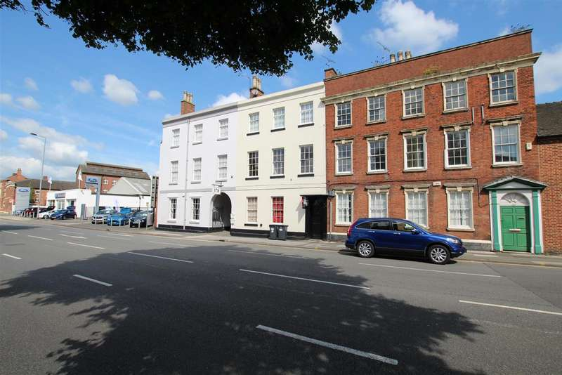 1 Bedroom Apartment Flat for sale in Horninglow Street, Burton-On-Trent