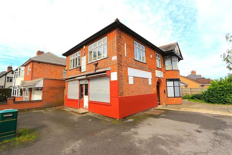 Property for rent in Hinckley Road, Leicester Forest East,...