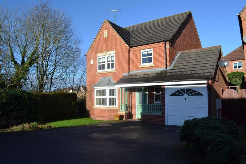4 Bedrooms Property for sale in Skinners Way, Midway, Swadlincote