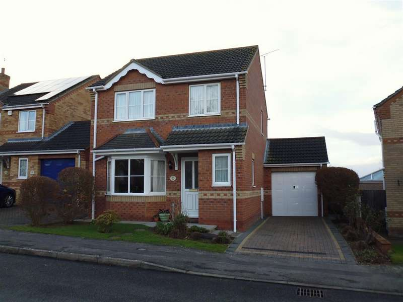3 Bedrooms Property for sale in Woodside, Branston, Lincoln
