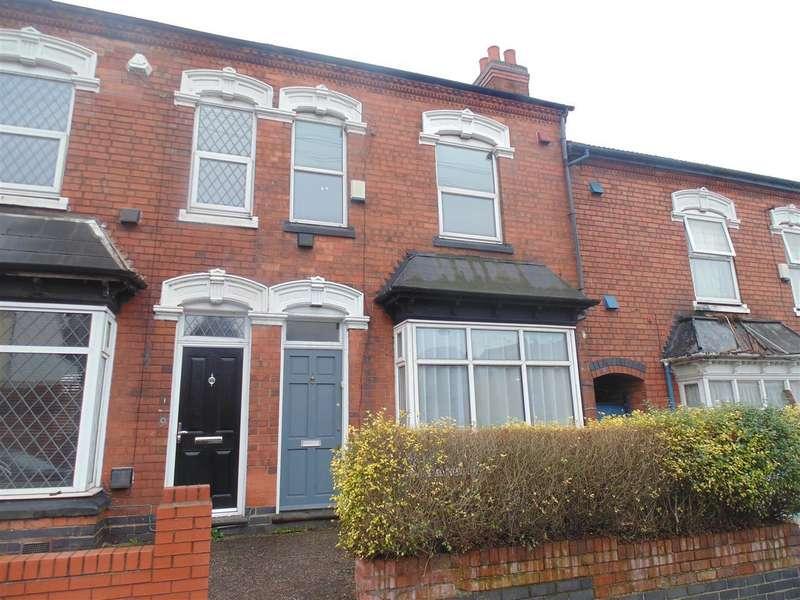 3 Bedrooms Terraced House for sale in Minstead Road, Erdington