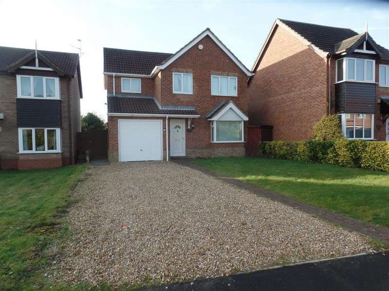 4 Bedrooms Property for sale in Millbeck Drive, Lincoln