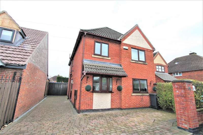 4 Bedrooms Property for sale in Brighton Avenue, Syston, Leicester
