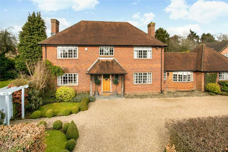5 Bedrooms Detached House for sale in Penington Road, Beaconsfield, Buckinghamshire, HP9