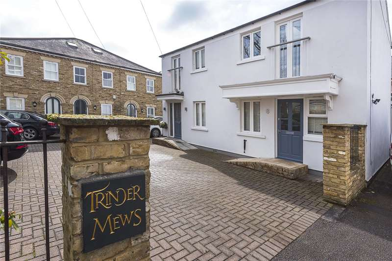 1 Bedroom Semi Detached House for sale in Trinder Mews, Teddington, TW11