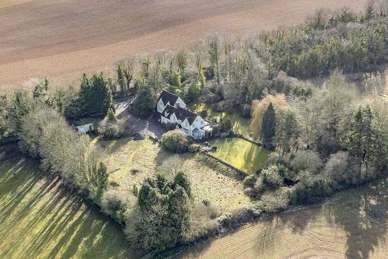 9 Bedrooms Detached House for sale in Whiteshoots Hill, Bourton-On-The-Water, Gloucestershire, GL54