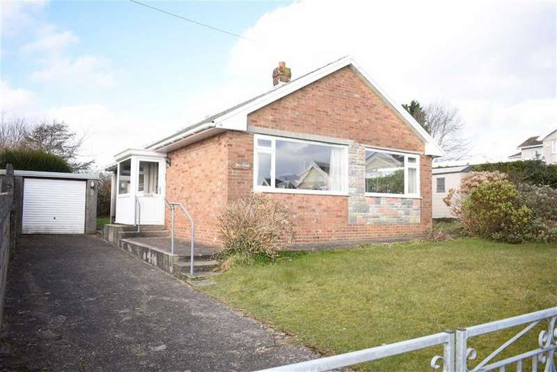3 Bedrooms Detached Bungalow for sale in Osprey Close, West Cross, Swansea